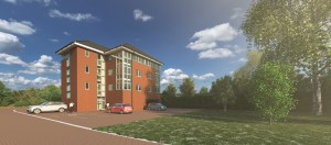 business park cgi bradgate park view