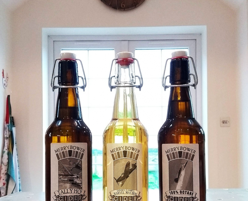 Cider Branding Labels