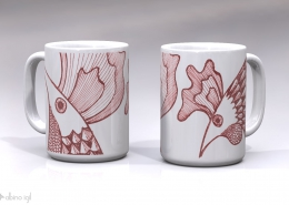 Chicken Mugs C
