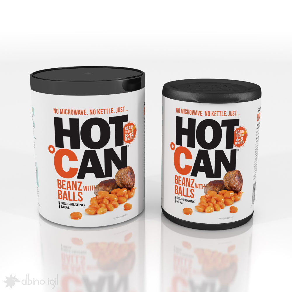 HotCan Comparison